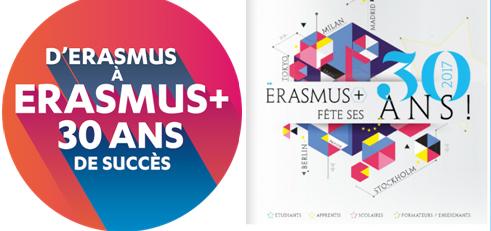 30 ans Erasmus