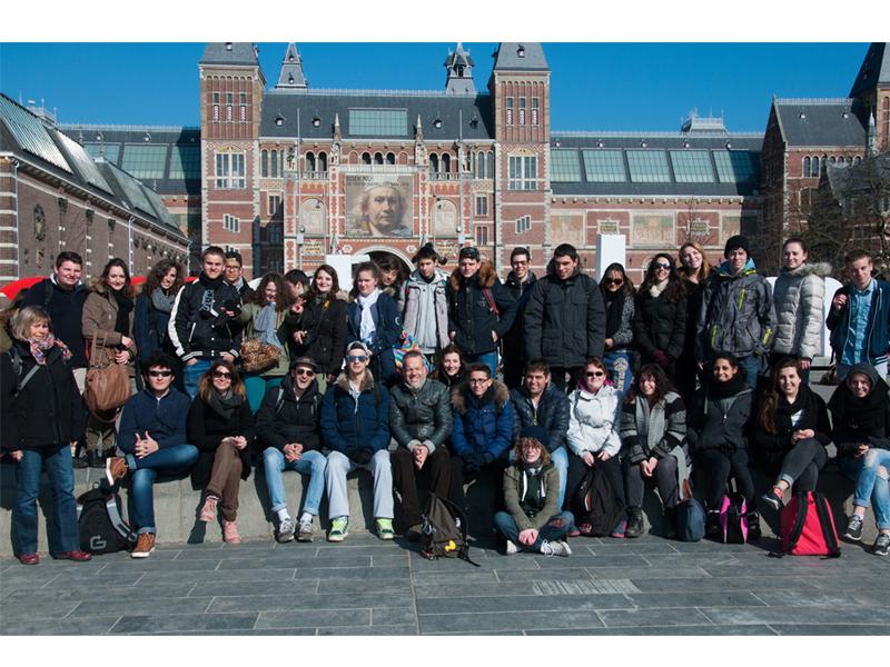 Voyage d'étude aux Pays-bas