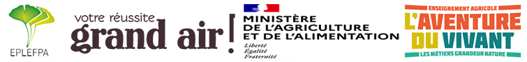 Lycée horticole Dardilly – Lyon – Ecully – Enseignement Agricole et formations Logo